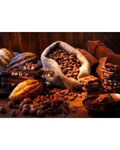 Chocolate Wafers Bittersweet 70% - Organic