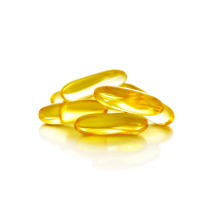 Fish Oil Softgels - High DHA 1,000 mg